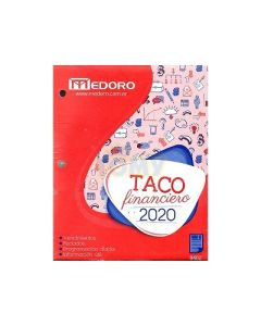 TACO FINANCIERO MEDORO