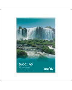 BLOCK AVON A6 80H.LISO