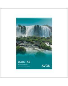 BLOCK AVON A5 80H.LISO