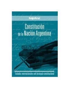CONSTITUCION NACIONAL KAPELUSZ