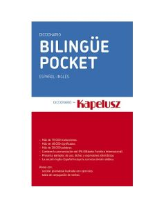 DICCIONARIO BILINGUE POCKET KAPELUSZ