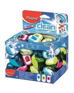 SACAPUNTA MAPED CLEAN 1 BOCA X36