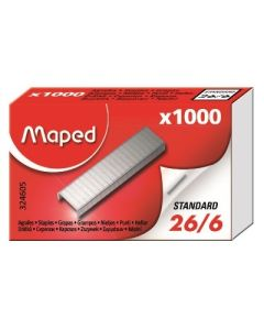 BROCHES MAPED 26/6 X1000 UNIDADES
