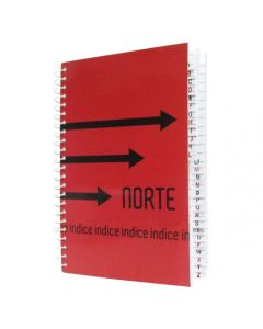 LIBRETA NORTE N 7070 INDICE